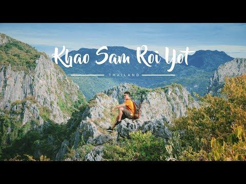 HIDDEN TREASURE OF THAILAND - KHAO SAM ROI YOT NATIONAL PARK