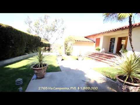 Palos Verdes Houses for Sale Virtual Tour on 2/28/17