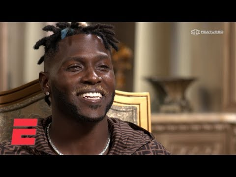It S All About Respect Antonio Brown On His Issues With