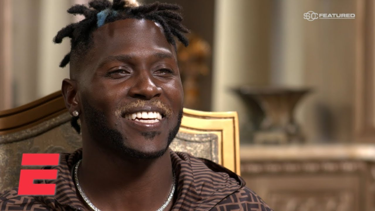 It S All About Respect Antonio Brown On His Issues With The Steelers Sportscenter
