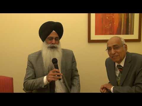 Commissioner Avila Speaks.. With Lakhwinder S. Hundal