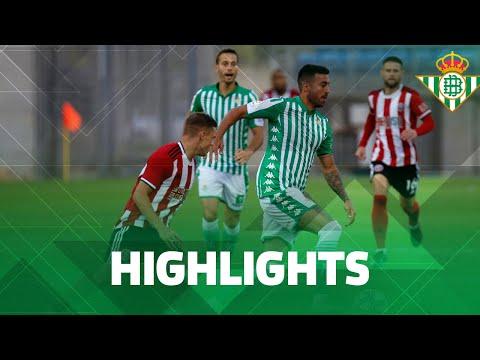 Resumen del partido Real Betis-Sheffield United (0-1)