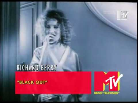 RICHARD BERRY Black Out (clip) EXCLU