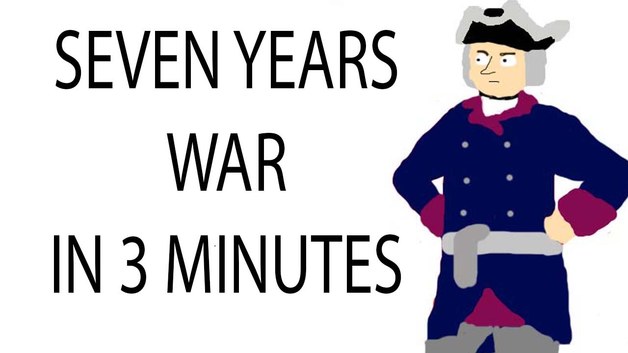 Seven Years War | 3 Minute History