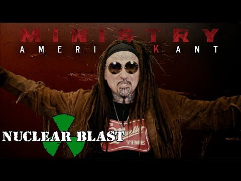 MINISTRY - Song Topics on AmeriKKKant (OFFICIAL TRAILER)