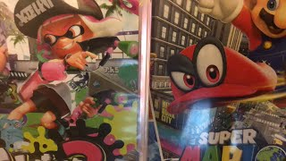 Splatoon 2 and Mario odyssey gameplay live with my viewers