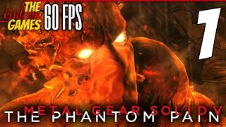 Прохождение Metal Gear Solid V: The Phantom Pain на Русском [PС|60fps] - #1 (Легенда жива)