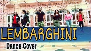 Lamborghini Dance Video || Dance Choreography by || Gourav Sharma || Amritsar || Punjab