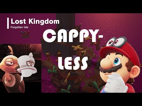 Can We Beat the Lost Kingdom Without Cappy?