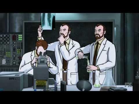 Archer - Krieger clones (s05e10)