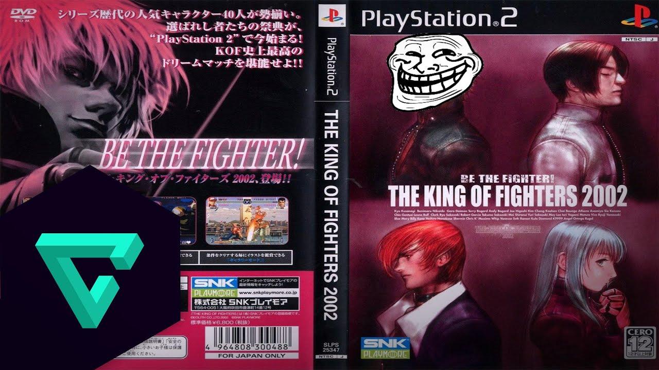 Descargar the king of fighters 2002 gratis
