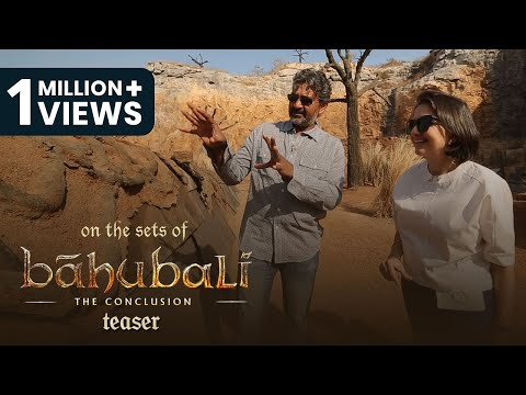 Thumbnail: Baahubali 2: The Conclusion | On The Sets | Teaser