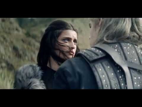 Geralt tells Yennefer his last wish l The Witcher Netflix S01E06 l 4K 60fps