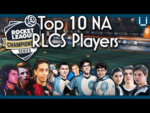 Top 10 NA RLCS7 Players  Johnny vs Twitch