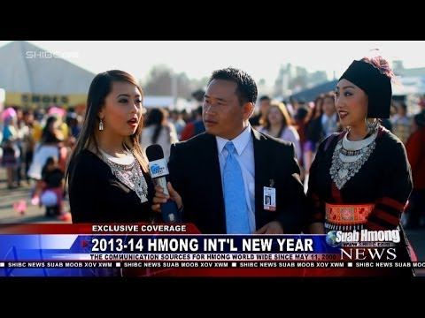 Suab Hmong News:  2013-14 Hmong International New Year and Hmong Wisconsin New Year