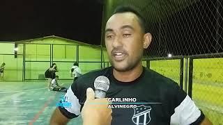 Quartas de Finais da II Copa Canarinha de Futsal em Flores, promovido pela ASSEF