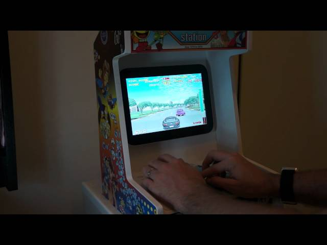 Building your own Android arcade machine? why not?