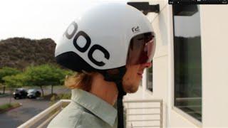 POC Cerebel Road Bike Helmet Sneak Peak and Review