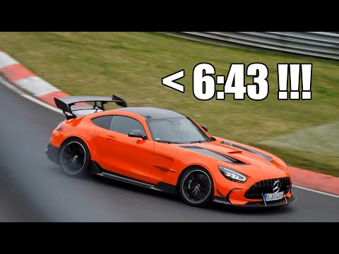 MERCEDES-AMG GT BLACK SERIES GOT THE NÜRBURGRING LAP RECORD!!!