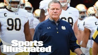 Brian Kelly Blames Fundraising For Notre Dame