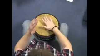 Part 2a  More advanced African drumming (djembe) lesson(Drum teacher Jason Horsler summarizes the beats he teaches his groups of wider opportunities pupils. Disclaimer: The drum beats in this video are only parts of ..., 2012-04-02T18:30:51.000Z)