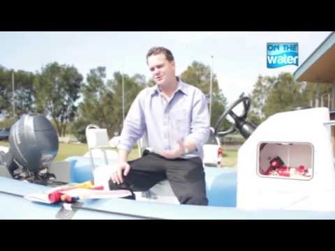 How To Use Flares :: Marine QLD Australia :: On The Water TV Aus :: Boating Safety