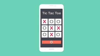 How to Make a Tic Tac Toe Game in Android [Java 2020] screenshot 5