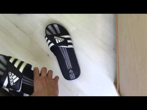 Cleaning Adidas Slides