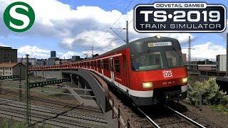TS 2019 S-Bahn Rhein-Main mİt der BR420 ☆ Let's Play Train Simulator 2019