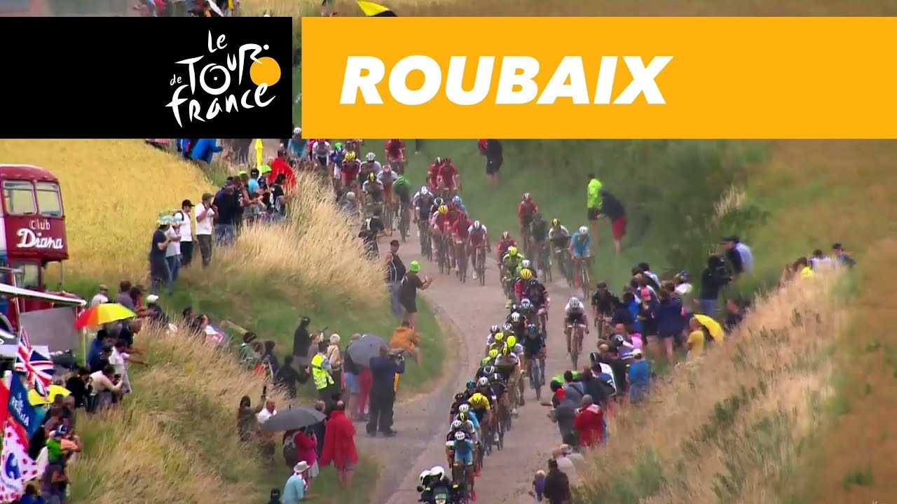 roubaix tour de france 2018 youtube. Black Bedroom Furniture Sets. Home Design Ideas