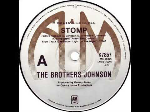 Brothers Johnson - Stomp (Dj ''S'' Remix)