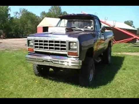 1985-dodge-ramcharger 1985 Dodge Ram