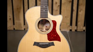 Taylor 414CE V Class - Acoustic Review
