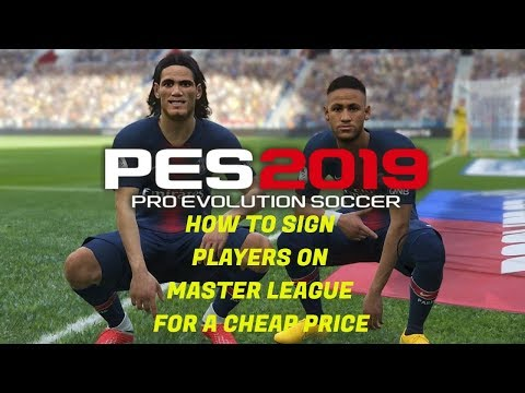 PES 2019 How