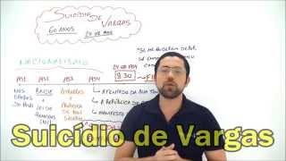 ParabenX Suicídio de Vargas Prof Paulo Towesend