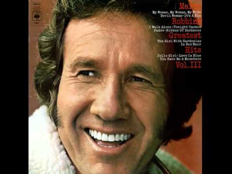 Marty Robbins ~ Jolie Girl