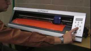 JHHS FabLab Vinyl Cutter Tutorial
