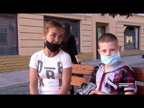 Чернівецький Промінь: 8-річний Сашко Мельник з Кіцманя потребує грошей на операцію