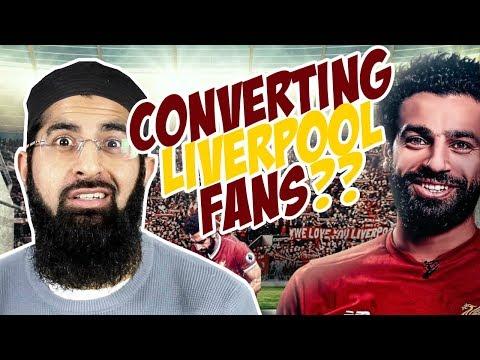 MO SALAH CONVERTING LIVERPOOL FANS?