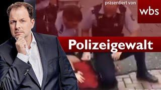Polizeigewalt gegen 15-Jährige: Wie weit darf der Staat gehen? | Rechtsanwalt Christian Solmecke