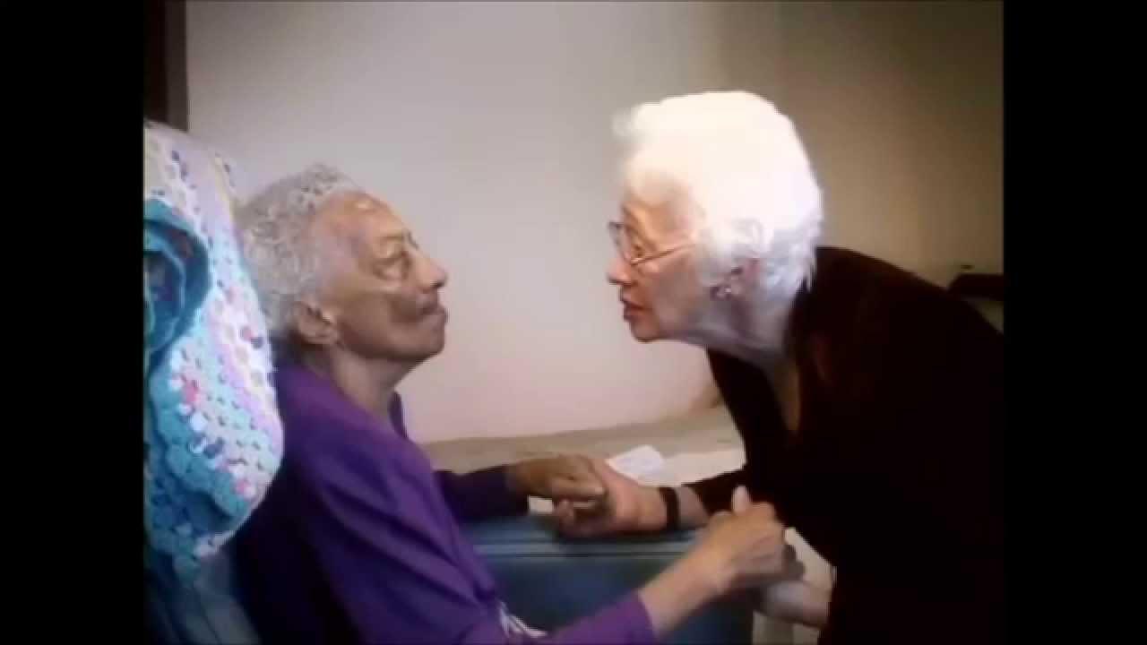 Naomi Feil and Gladys Wilson