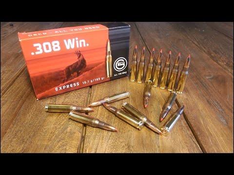 Wholesale .308 Hunting Ammunition - GECO  308 Calibre Range Review