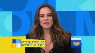 Entrevista  Kate del Castillo  Good Morning America ABC News