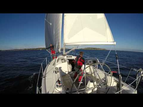 X-Yachts X-37 QiXi | Evening racing May 26, 2015