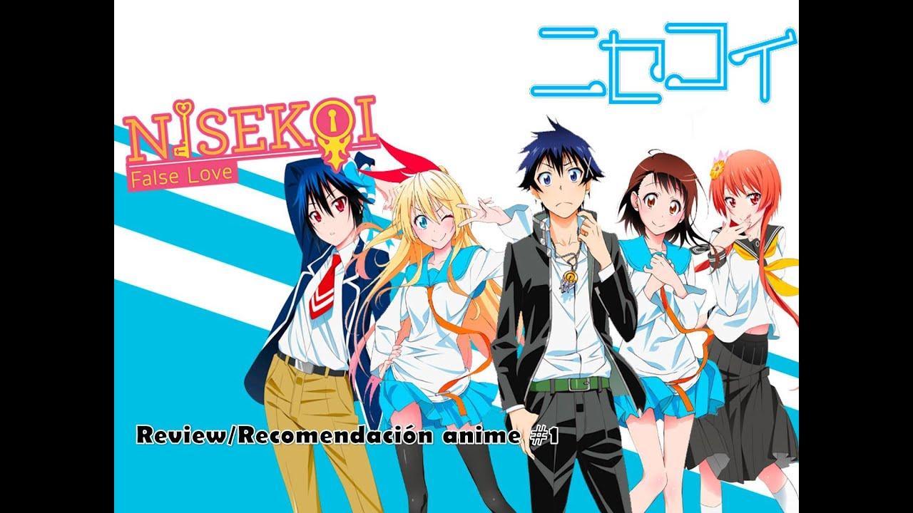 Recomendación De Animes