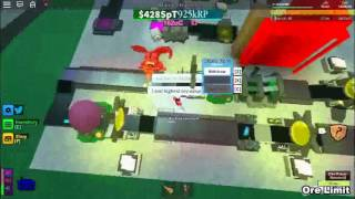 Roblox - Managed to break money at MH !