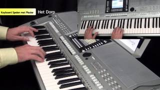 Het Dorp - Keyboard Spelen Met Plezier deel 4