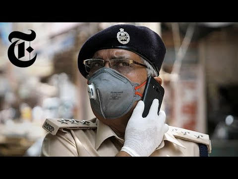How India's Police Used A Pandemic To Boost Its Image | Coronavirus News