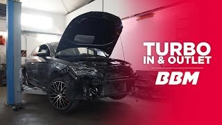 Turbo In-/Outlet | Seat Leon Cupra Vergleich by BBM