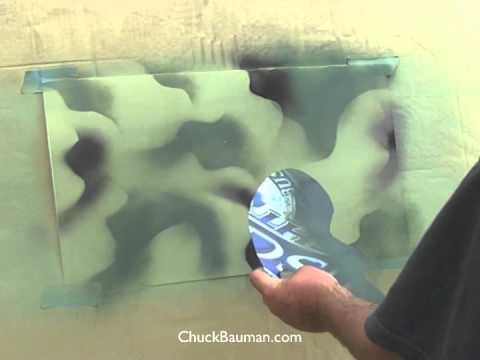 Easy Camo Paint Job Instruction Redneck Camouflage Custom